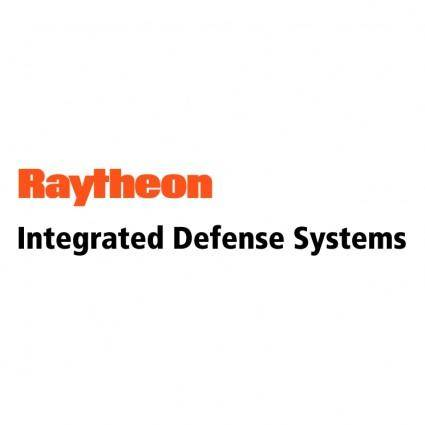 free vector Raytheon integrated defense systems
