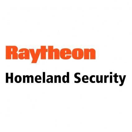 Raytheon homeland security