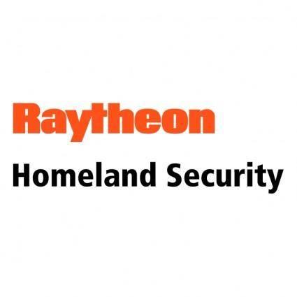 free vector Raytheon homeland security