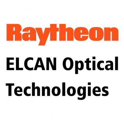 Raytheon elcan optical technologies