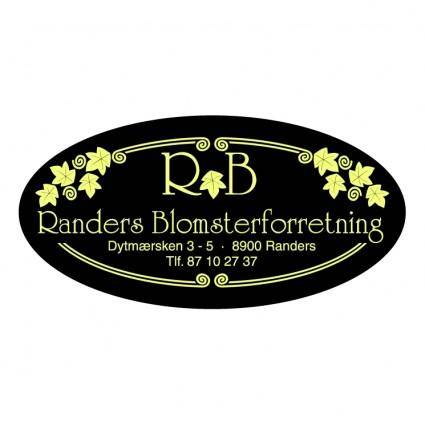 Randers blomsterforretning