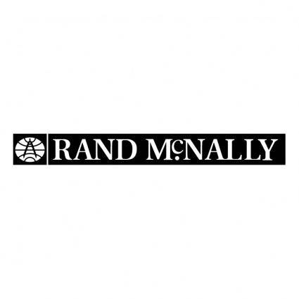 free vector Rand mcnally 0