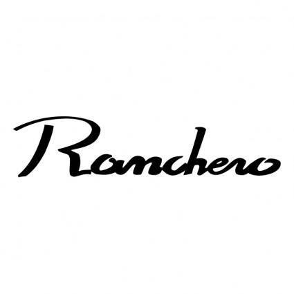 free vector Ranchero