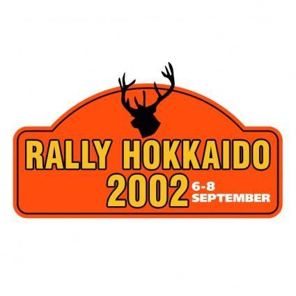 free vector Rally hokkaido 2002