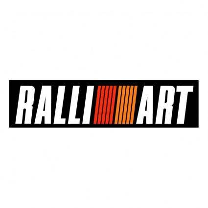 free vector Ralliart