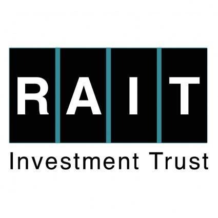 free vector Rait investment trust