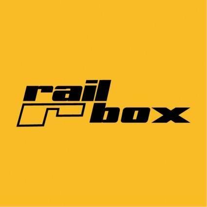 free vector Rail box 0