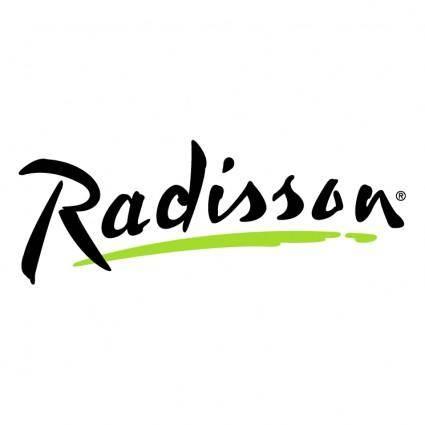 free vector Radisson 1