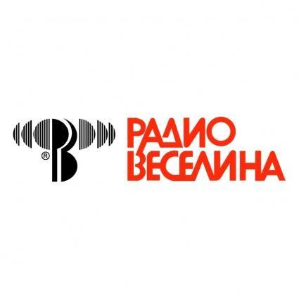 free vector Radio veselina