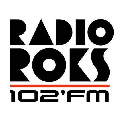 free vector Radio roks 2