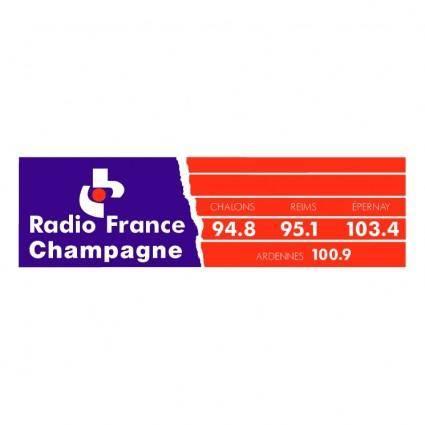 Radio france champagne