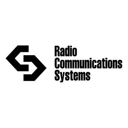 Radio communications systems