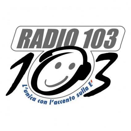 Radio 103 liguria 0