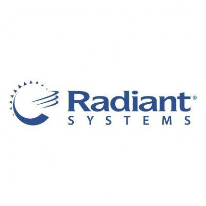 free vector Radiant systems 0