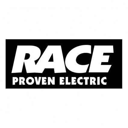 free vector Race proven electric