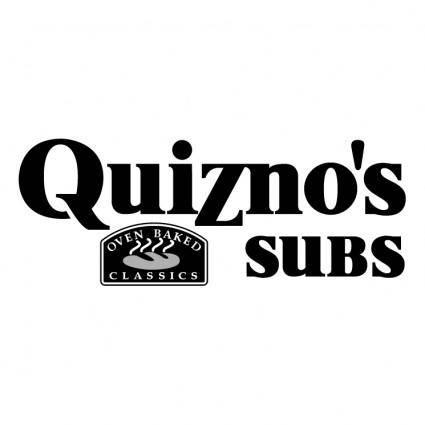 Quiznos subs 2