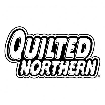 free vector Quilted northern