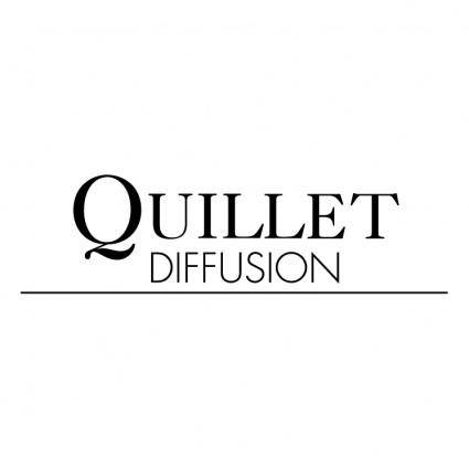 free vector Quillet diffusion