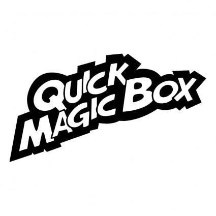 free vector Quick magic box 0