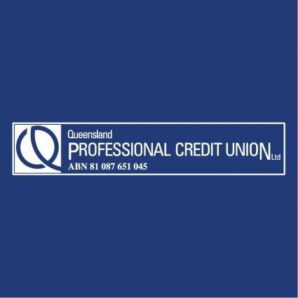 free vector Queensland professional credit union