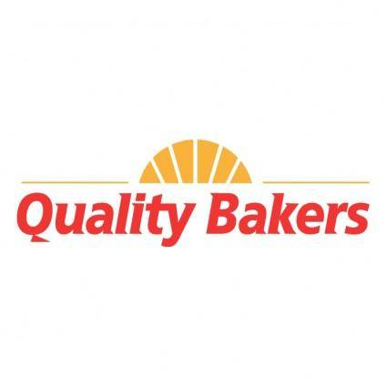 free vector Quality bakers