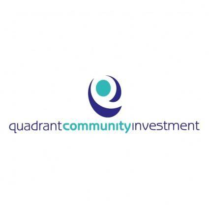Quadrant community investment 1