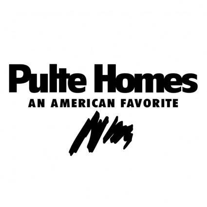 free vector Pulte homes