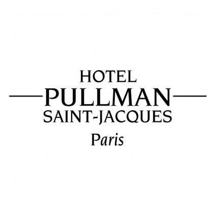 free vector Pullman saint jacque paris