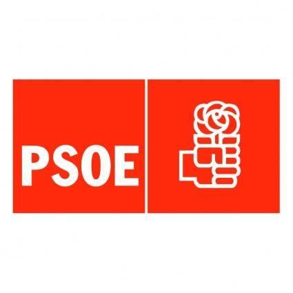 free vector Psoe