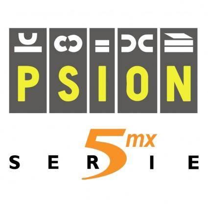 Psion serie 5mx