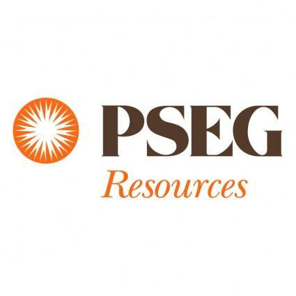 Pseg resources