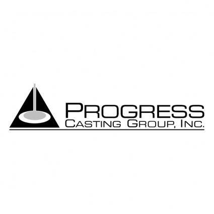 Progress casting group