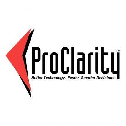 Proclarity