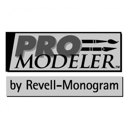 Pro modeler