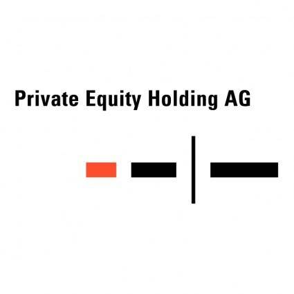 free vector Private equity holding