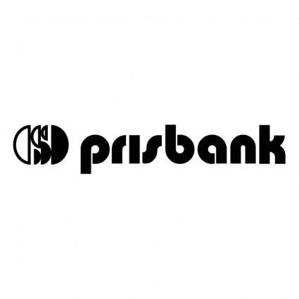 free vector Prisbank