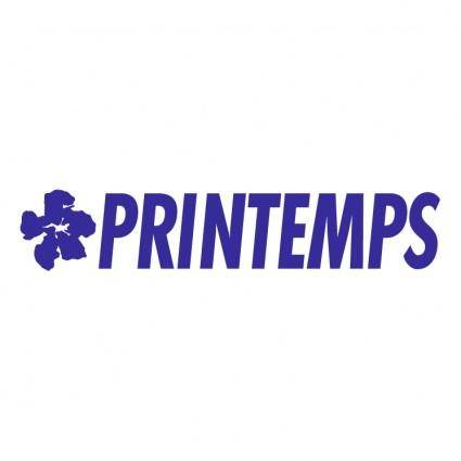 free vector Printemps