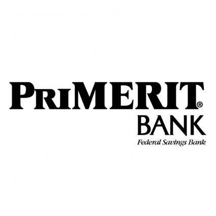 free vector Primerit bank