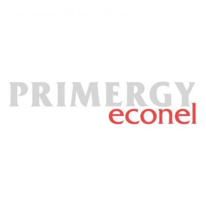 Primergy econel