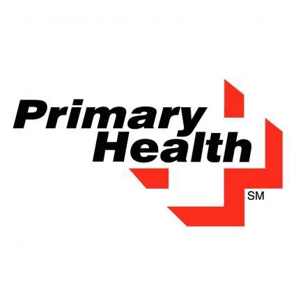 free vector Primary health