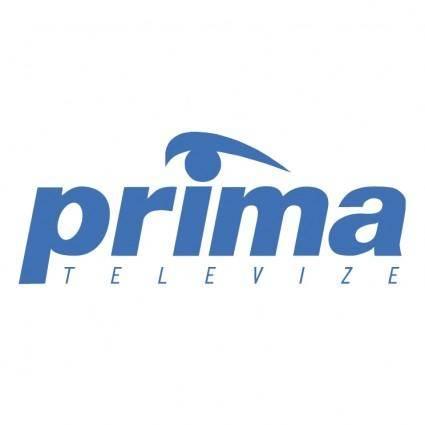 free vector Prima televize