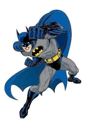 free vector Batman vector