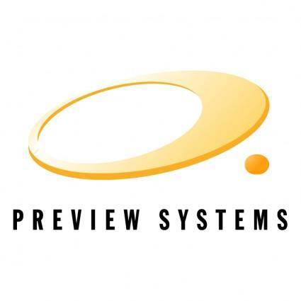 free vector Preview systems