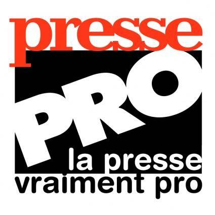 Presse pro