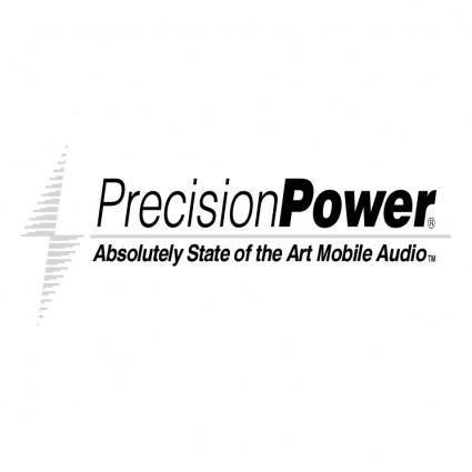 free vector Precision power