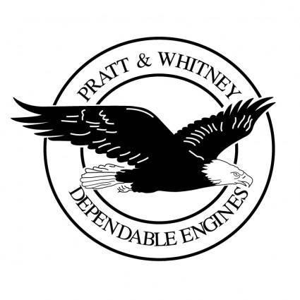 free vector Pratt whitney dependable engines