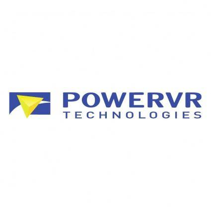 Powervr technologies 0