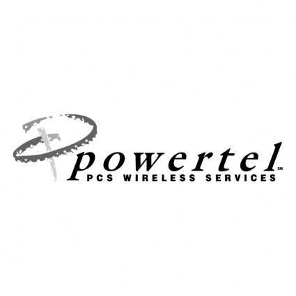 free vector Powertel