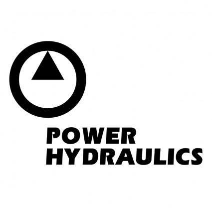 Power hydraulics