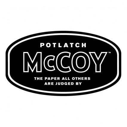 free vector Potlatch mccoy